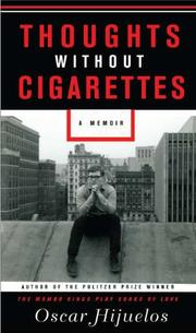 Cover art for THOUGHTS WITHOUT CIGARETTES