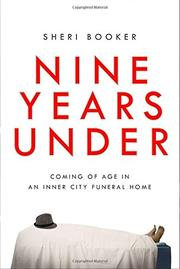 NINE YEARS UNDER by Sheri Booker