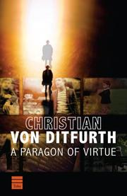 A PARAGON OF VIRTUE by Christian Von Ditfurth