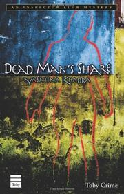 Book Cover for DEAD MAN'S SHARE