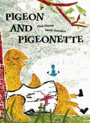 Cover art for PIGEON AND PIGEONETTE