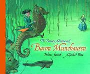 Cover art for THE FANTASTIC ADVENTURES OF BARON MUNCHAUSEN