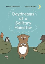 Cover art for DAYDREAMS OF A SOLITARY HAMSTER