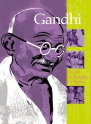 GANDHI by Élisabeth de Lambilly