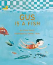 Book Cover for GUS IS A FISH