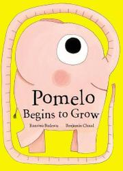 Cover art for POMELO BEGINS TO GROW