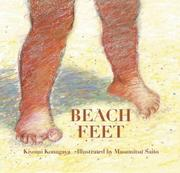 Book Cover for BEACH FEET