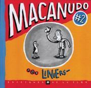 MACANUDO #2 by Liniers