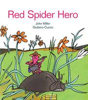 RED SPIDER HERO by John Miller