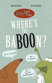 WHERE'S THE BABOON? by Michaël  Escoffier