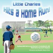 Cover art for LITTLE CHARLES HITS A HOME RUN