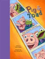 PIG AND TOAD BEST FRIENDS FOREVER by Dayle  Quigley