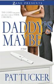 Book Cover for DADDY'S MAYBE
