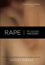 RAPE by Joanna Bourke