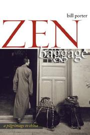 Cover art for ZEN BAGGAGE