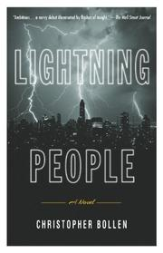 Book Cover for LIGHTNING PEOPLE
