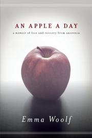 AN APPLE A DAY by Emma Woolf