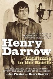 HENRY DARROW: LIGHTNING IN THE BOTTLE by Jan Pippins