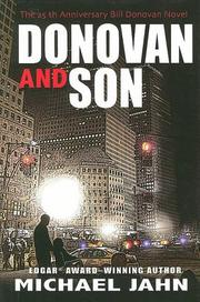 Cover art for DONOVAN & SON