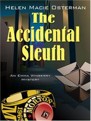 Cover art for THE ACCIDENTAL SLEUTH