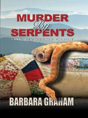 Cover art for MURDER BY SERPENTS