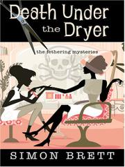 Cover art for DEATH UNDER THE DRYER