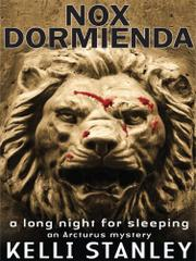 Cover art for NOX DORMIENDA