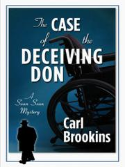 THE CASE OF THE DECEIVING DON by Carl Brookins