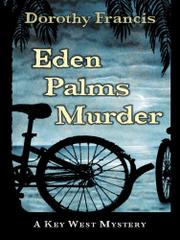Cover art for EDEN PALMS MURDER