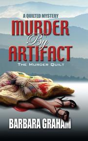 Book Cover for MURDER BY ARTIFACT