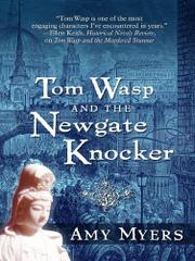 Cover art for TOM WASP AND THE NEWGATE KNOCKER