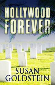 HOLLYWOOD FOREVER by Susan Goldstein