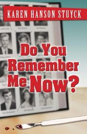 Cover art for DO YOU REMEMBER ME NOW?
