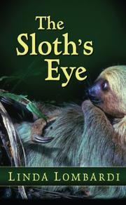 Cover art for THE SLOTH'S EYE