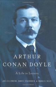 ARTHUR CONAN DOYLE by Jon Lellenberg