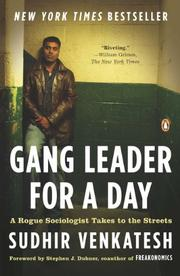 Book Cover for GANG LEADER FOR A DAY