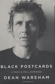 Cover art for BLACK POSTCARDS
