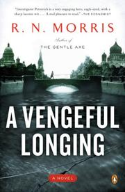 Book Cover for A VENGEFUL LONGING