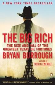 Book Cover for THE BIG RICH