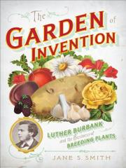 Cover art for THE GARDEN OF INVENTION
