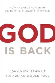 GOD IS BACK by John Micklethwait