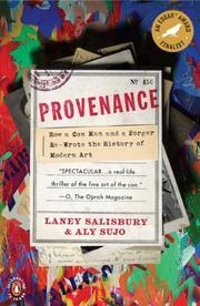 PROVENANCE by Laney Salisbury