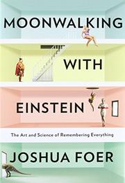 Cover art for MOONWALKING WITH EINSTEIN