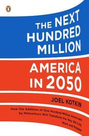 Book Cover for THE NEXT HUNDRED MILLION