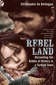 Cover art for REBEL LAND