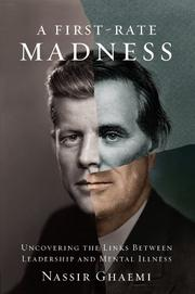 Cover art for A FIRST-RATE MADNESS