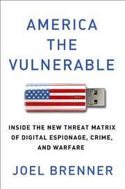 Book Cover for AMERICA THE VULNERABLE