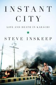 Book Cover for INSTANT CITY