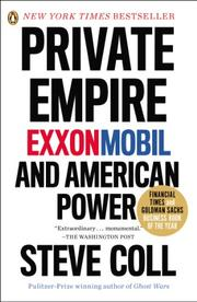 Cover art for PRIVATE EMPIRE