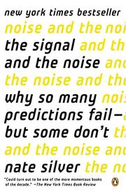 Cover art for THE SIGNAL AND THE NOISE